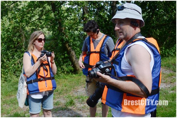 Лодка викингов Слейпнир. Фото BrestCITY.com