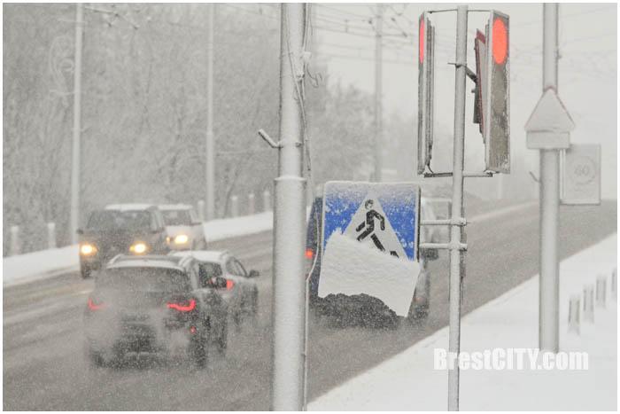 Зимние фотографии Бреста. Февраль 2016. Фото BrestCITY.com