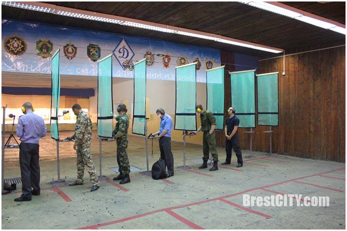 Соревнования пограничных ведомств стран СНГ БФСО Динамо