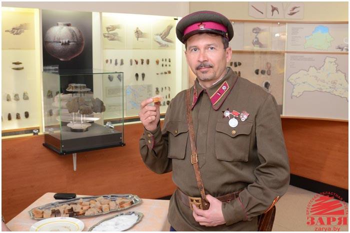 Вечер в стиле СССР в Бресте. Краеведческий музей