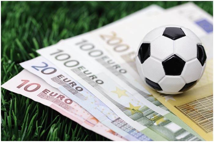 Ставки на футбол. Деньги