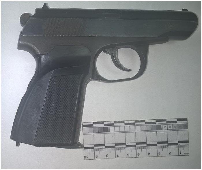Стрельба из пневматики по прохожим в Столинском районе
