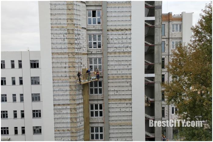 Здание налоговой в Бресте. Фото BrestCITY.com