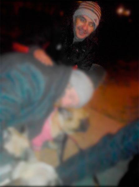 Свидетель кражи собак