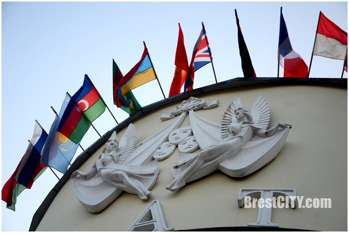 Международный фестиваль Белая вежа. Фото BrestCITY.com