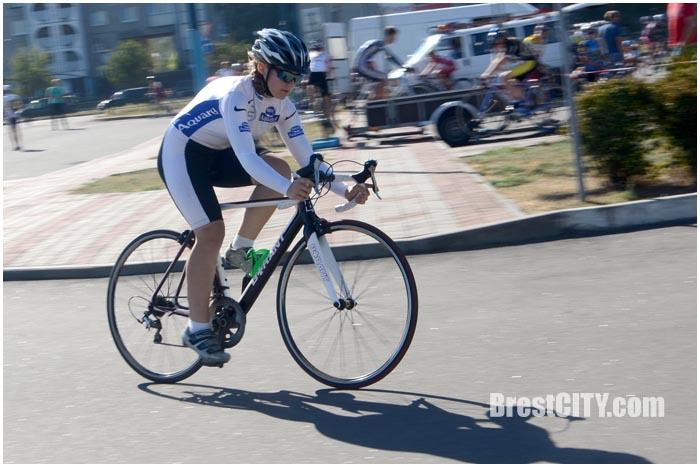 Соревнования по велоспорту в Бресте 16-17 сентября 2016. Фото BrestCITY.com