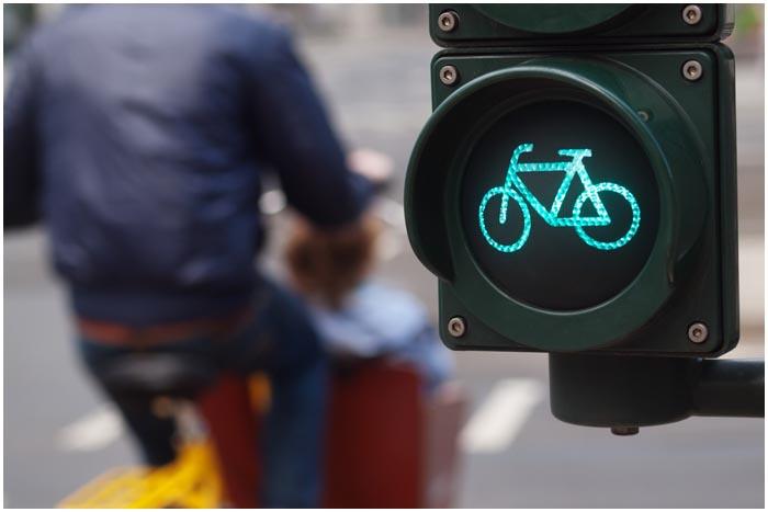 Светофор для велосипедистов появится в Бресте