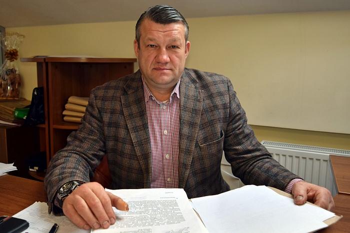 Начальник службы охраны ОАО Продтовары в Бресте