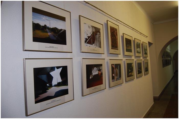 Выставка фотографий в Брестской крепости