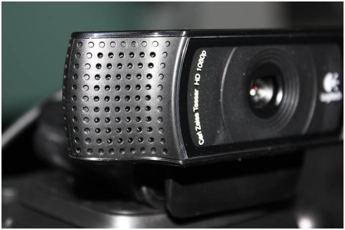 Веб-камера на компьютере