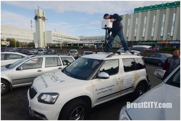 Панорамы Яндекса в Бресте. Фото BrestCITY.com