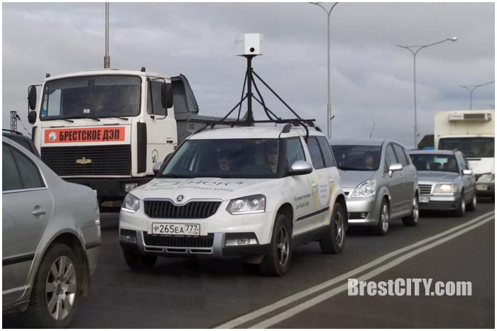 Яндексмобиль в Бресте