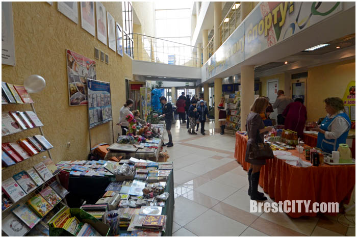 Акция ЗОЖ на Гребном. Фото BrestCITY.com