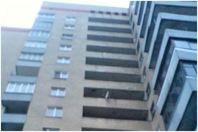 14-этажка по ул.Интернациональной в Бресте