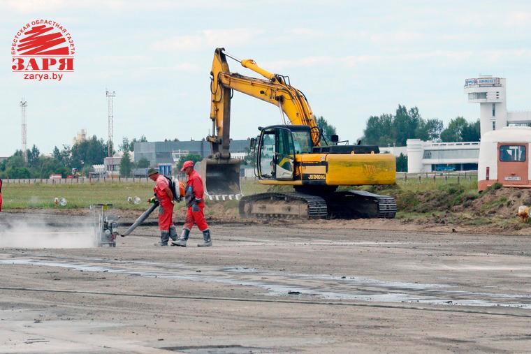Реконструкция аэропорта