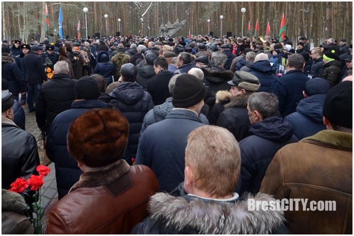День памяти воинов-интернационалистов в Бресте 15 февраля. Фото BrestCITY.com