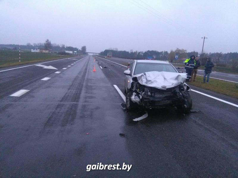 ДТП в Березовском районе
