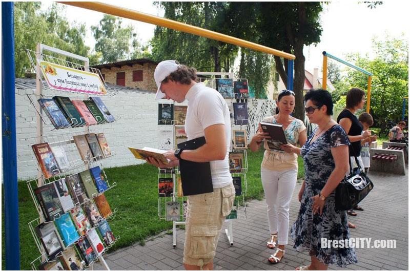 Фестиваль качели в Бресте