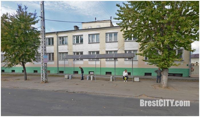 Остановка Автошкола в Бресте