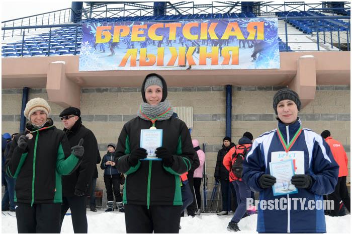 Брестская лыжня 2017. Фото BrestCITY.com