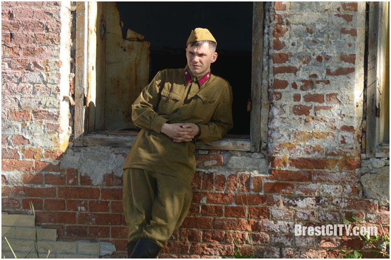 Брестская крепость накануне реконструкции 22 июня 2017