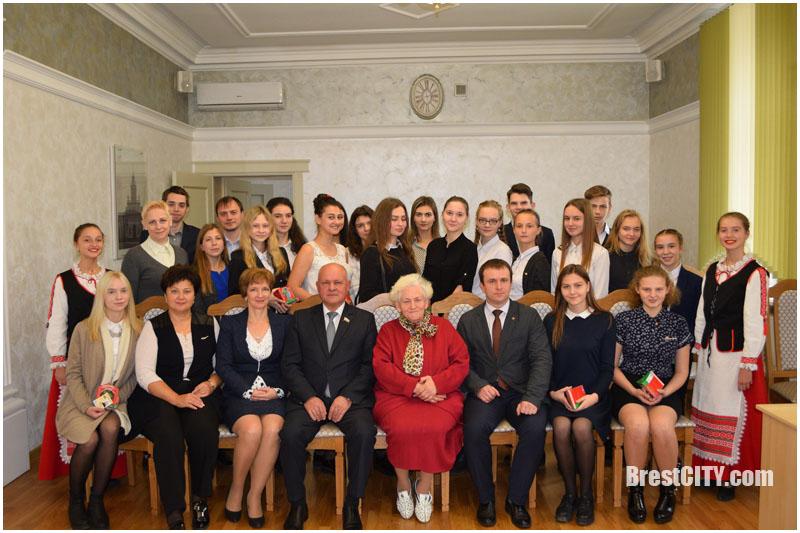 Принятие в члены БРСМ