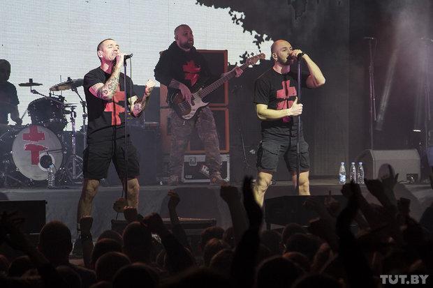 Концерт Brutto в Бресте в Ледовом