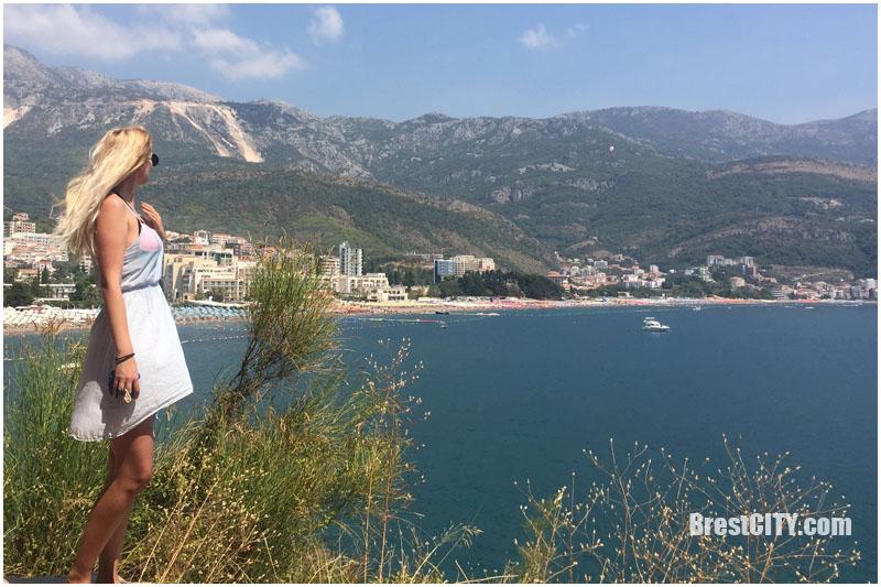 Из Бреста в Черногорию на самолете