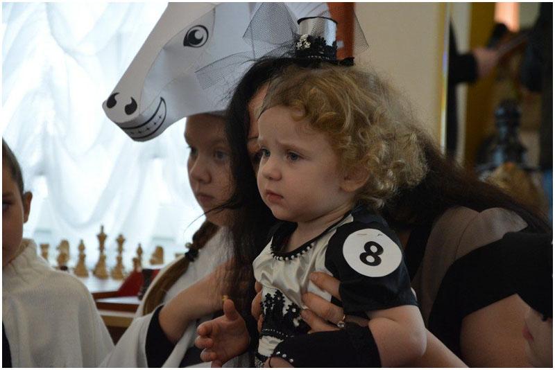 Шахматный фестиваль черная пешка в Бресте