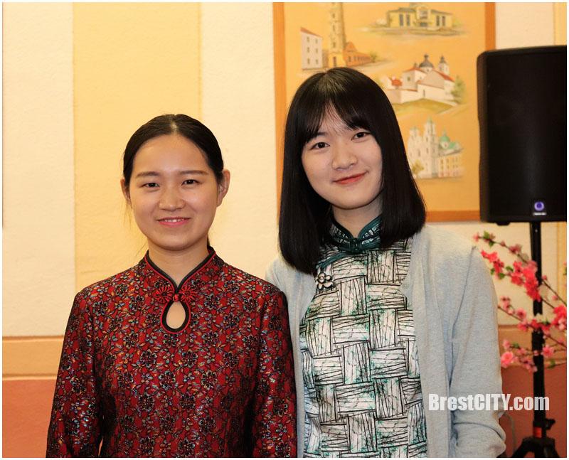 Кабинет китайского языка 28 школа Бреста