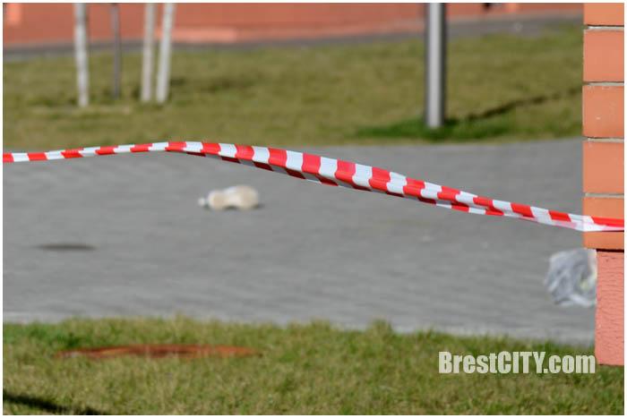 Девочка выпала из окна на Вульке в Бресте