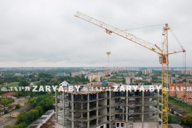 Строительство квартир в Бресте