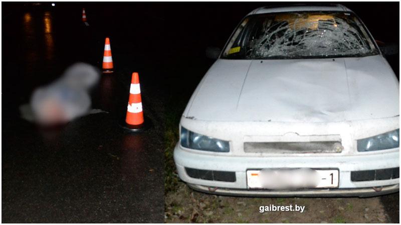 Авария возле Домачево