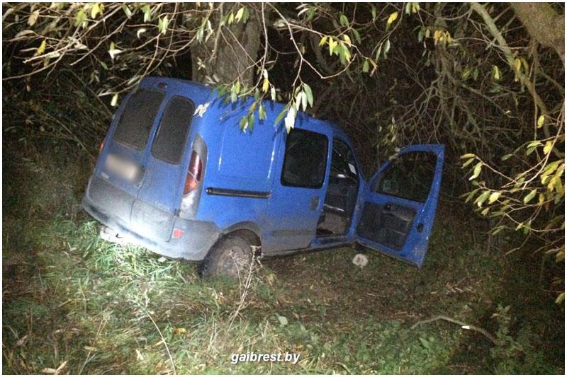 Авария в Дрогичинском районе