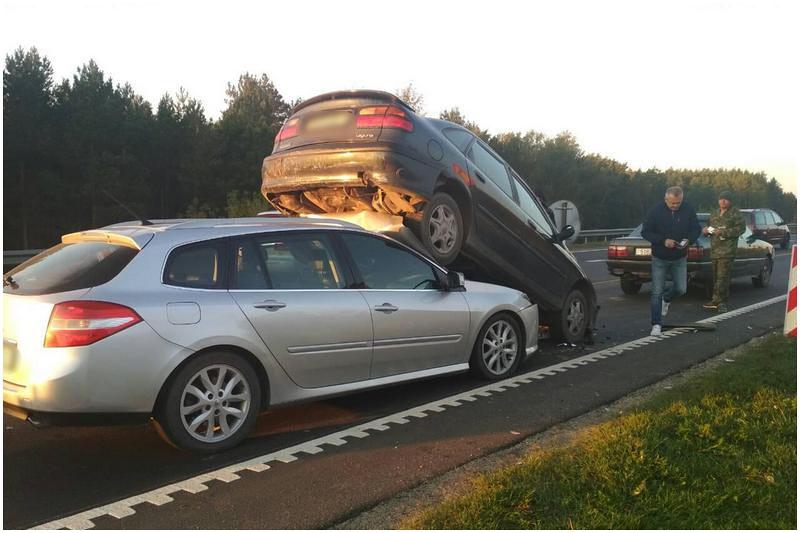 Авария на Бульковском мосту