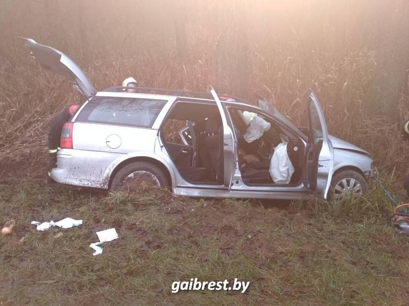 Авария в Жабинковском районе