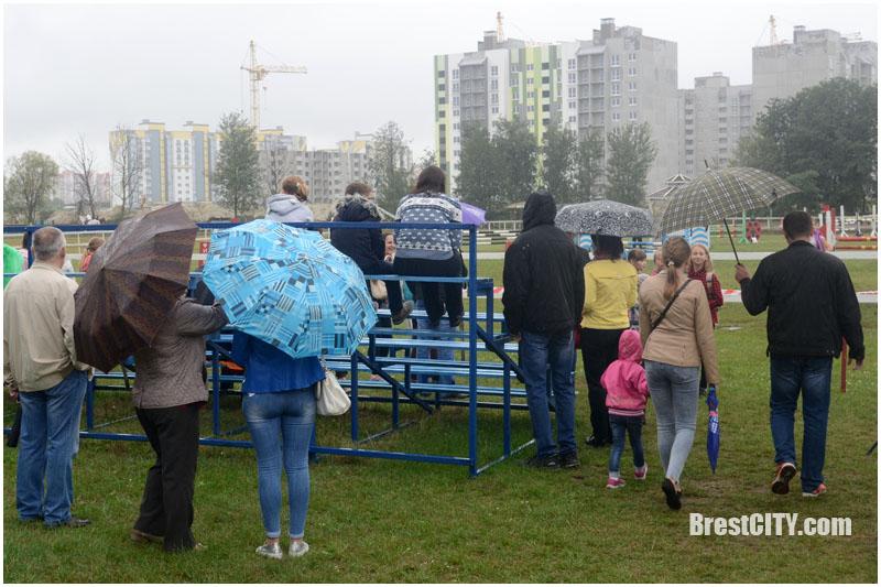 Конная фиеста в Бресте. Фото BrestCITY.com
