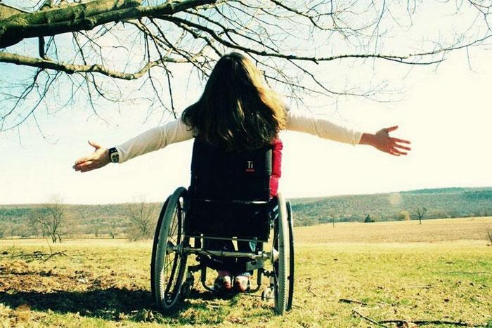 История инвалида-колясочника