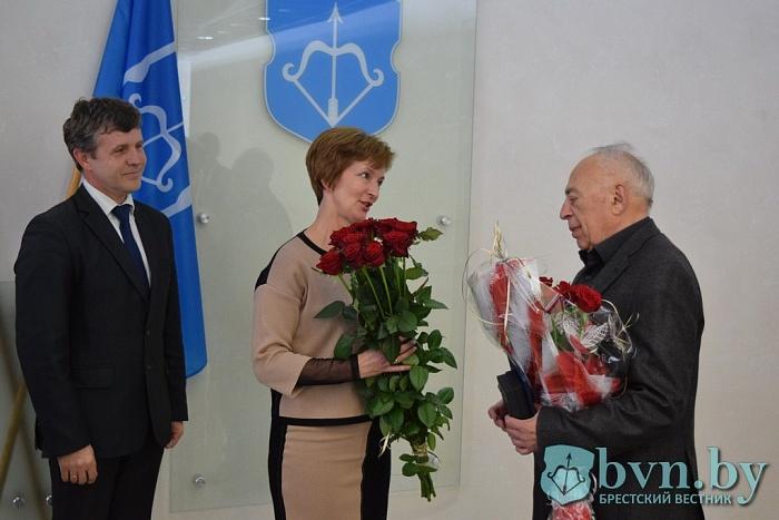 Михаилу Иоффе 85 лет