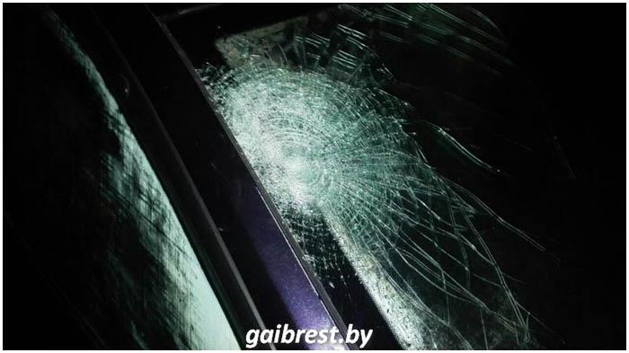 В Каменце в ДТП пострадал 50-летний мужчина