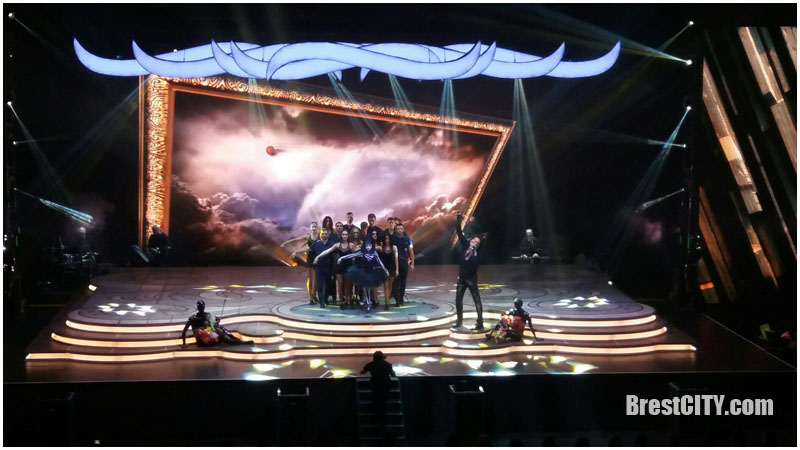 Концерт Киркорова в Бресте