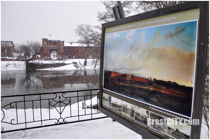 Экскурсия на остров Пограничный Брестской крепости. Фото из архива BrestCITY.com