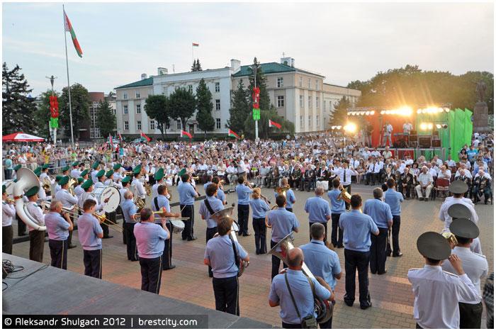 Перекроют движение на площади Ленина в Бресте. День независимости