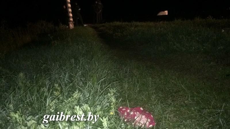 Авария в Ивановском районе 15 сентября 2017