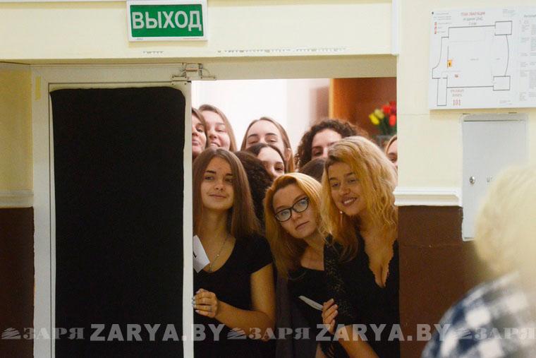 Кастинг МиссБеларусь в Бресте