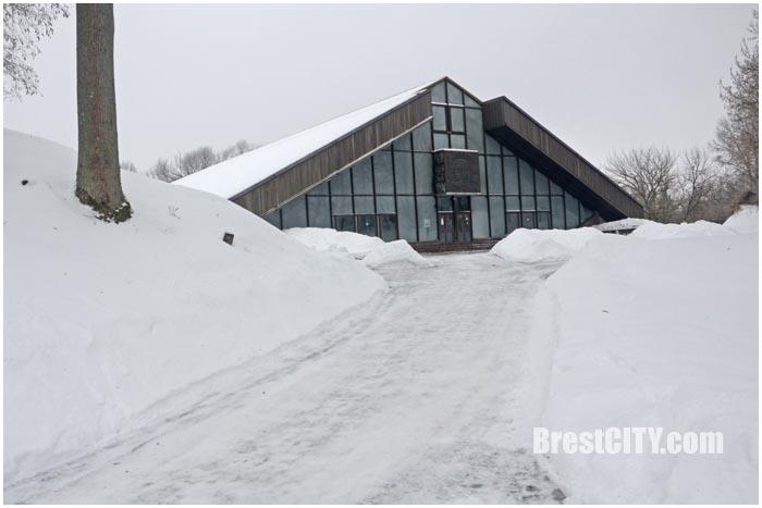 Археологический музей Берестье. Фото BrestCITY.com