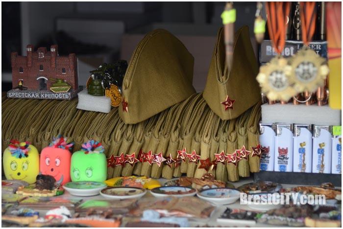 Брест готовится ко Дню Победы. Фотографии