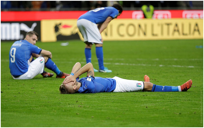 Италия. Футбол