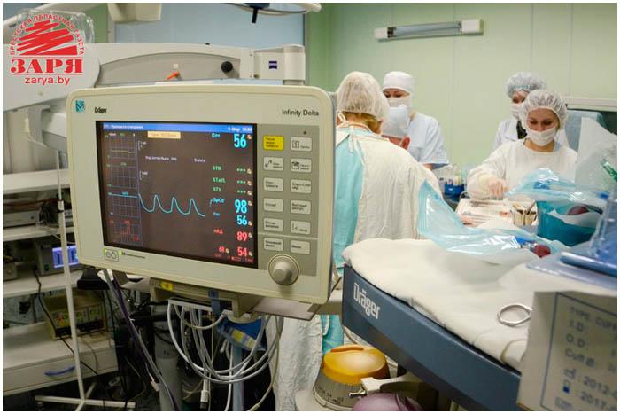 Операции по восстановлению слуха проводят в Бресте