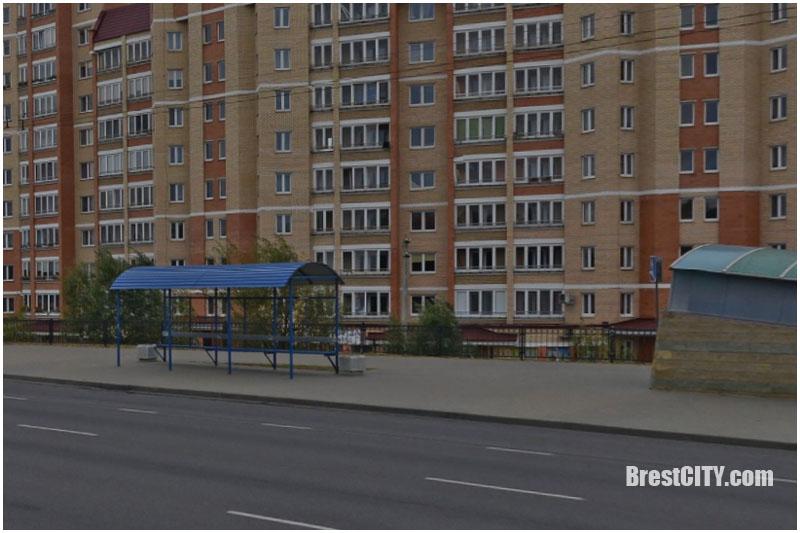 Остановка Гузнянская в Бресте